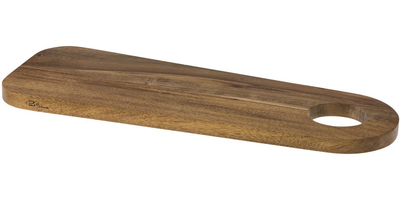 Cadeau d'entreprise cuisine- Plateau personnalisable en bois Bistro
