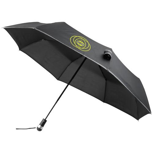 cadeau entreprise - parapluie personnalisable avec lampe LED Luminous