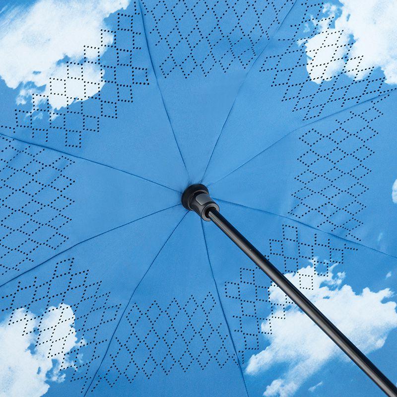 Parapluie personnalisé inversé Cloud - parapluie personnalisable