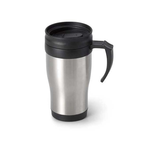 Mug de voyage publicitaire Evening - mug personnalisable