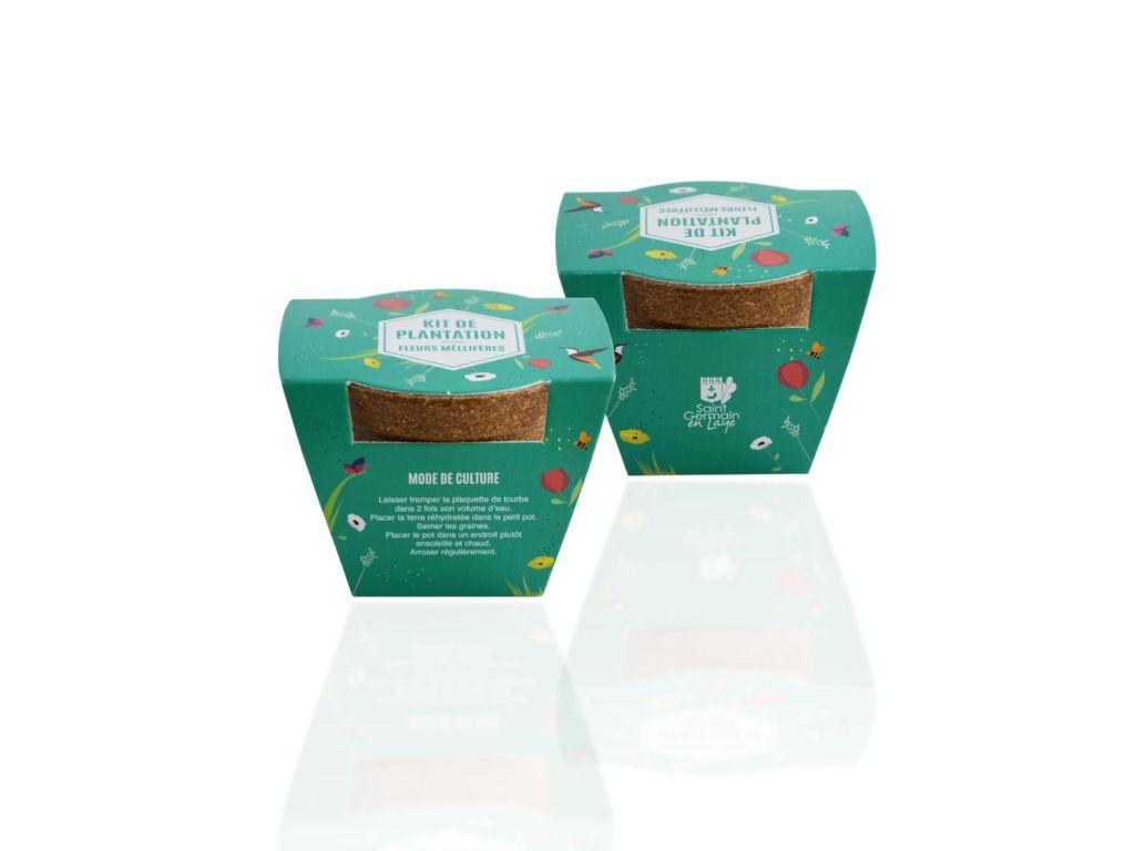 Kit Jardin Ecolo - goodies végétal