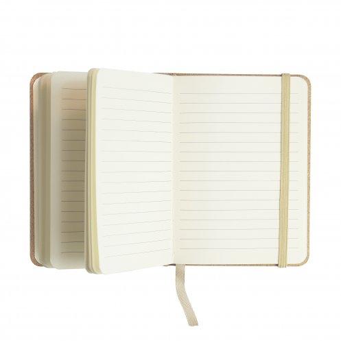 Cahier en liège A5 Riko - Goodies welcome pack entreprise