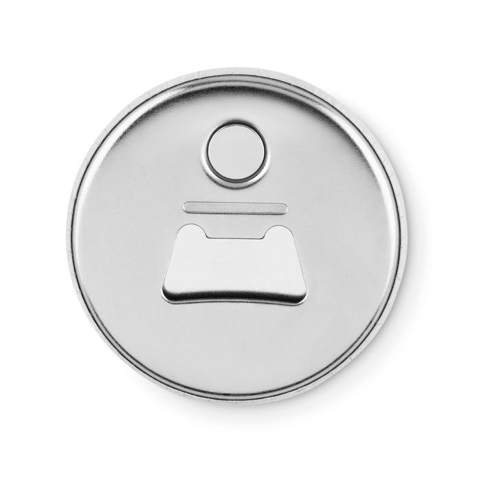 Décapsuleur personnalisé - Magnet personnalisé en métal et décapsuleur Pin Opener