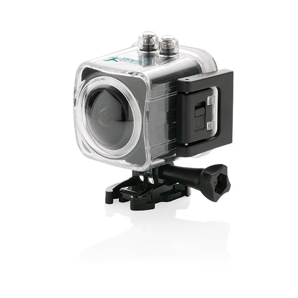 Caméra publicitaire Concerto - cadeau publicitaire high-tech
