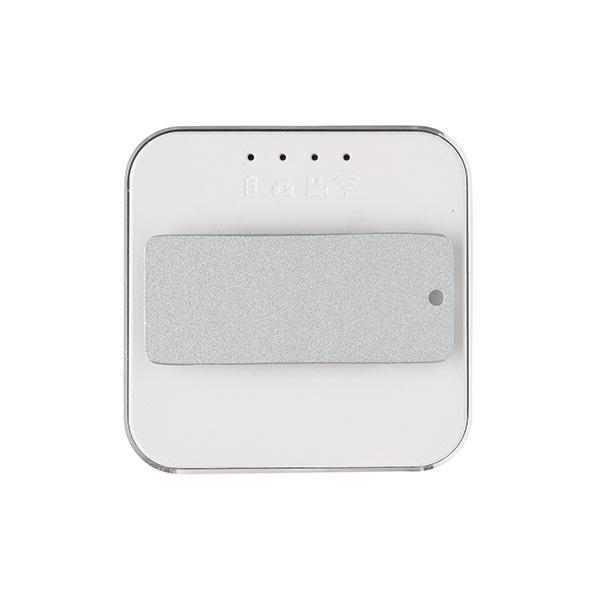 Cadeau d'entreprise - Petite caméra d'action personnalisable avec Wi-Fi Bond