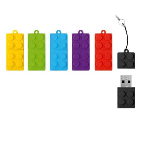 Clé USB personnalisable Brick