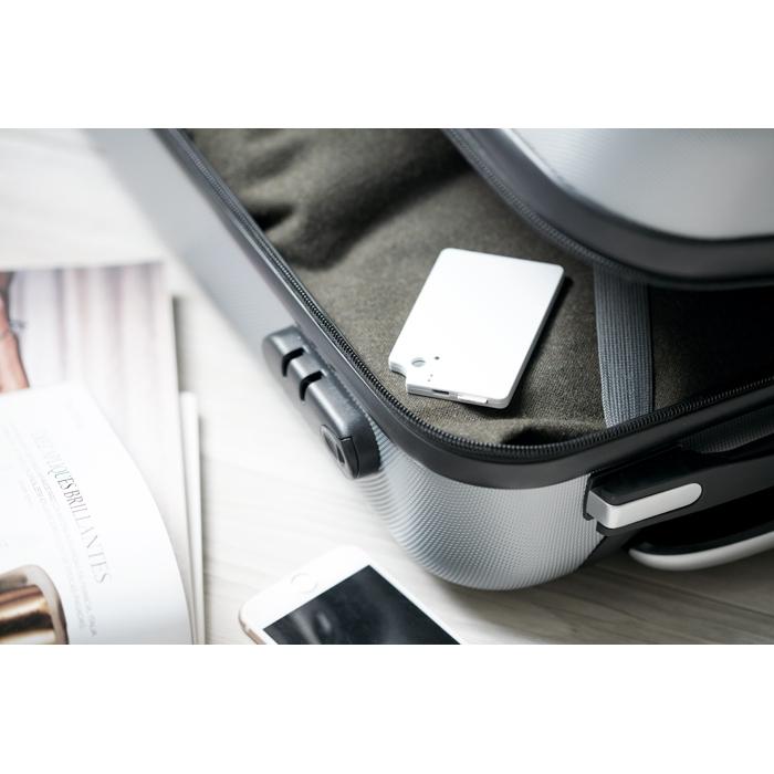 Tracker GPS publicitaire