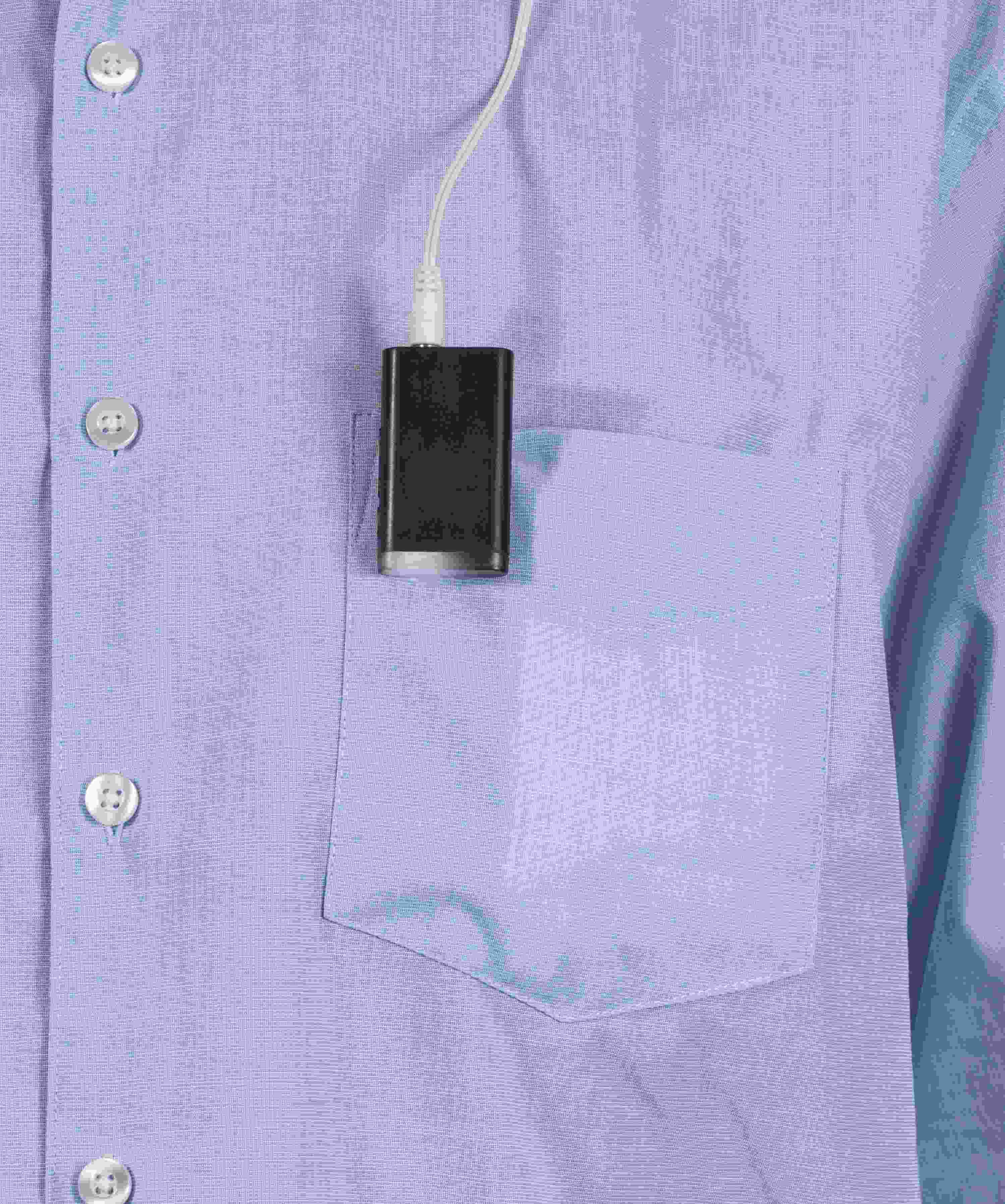 Cadeau publicitaire - Récepteur Bluetooth® Harald