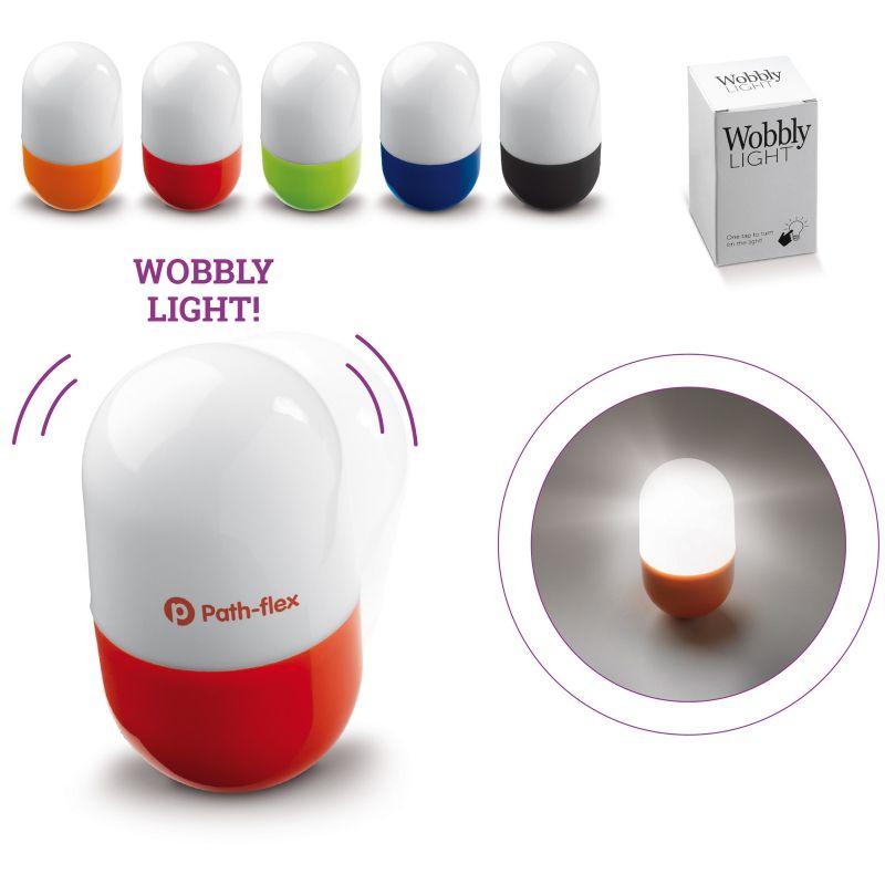Goodies fun - lampe publicitaire en forme d'oeuf Elise