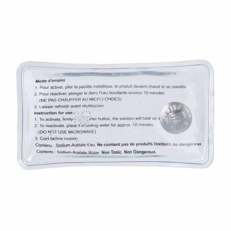 Goodies - Chaufferette de poche personnalisable Bouillotte