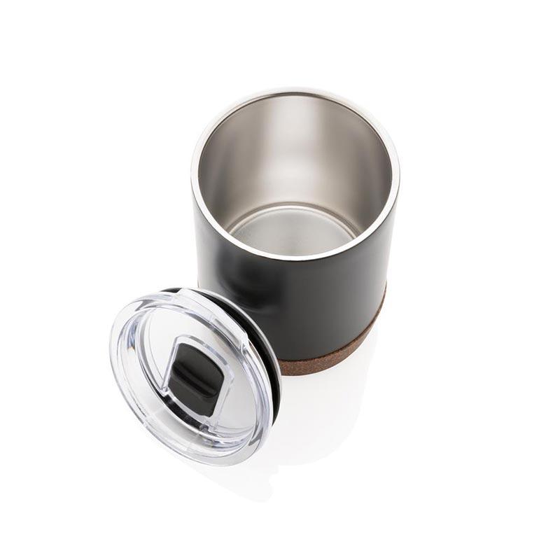 Mug isotherme base liège Dama - Mug promotionnel