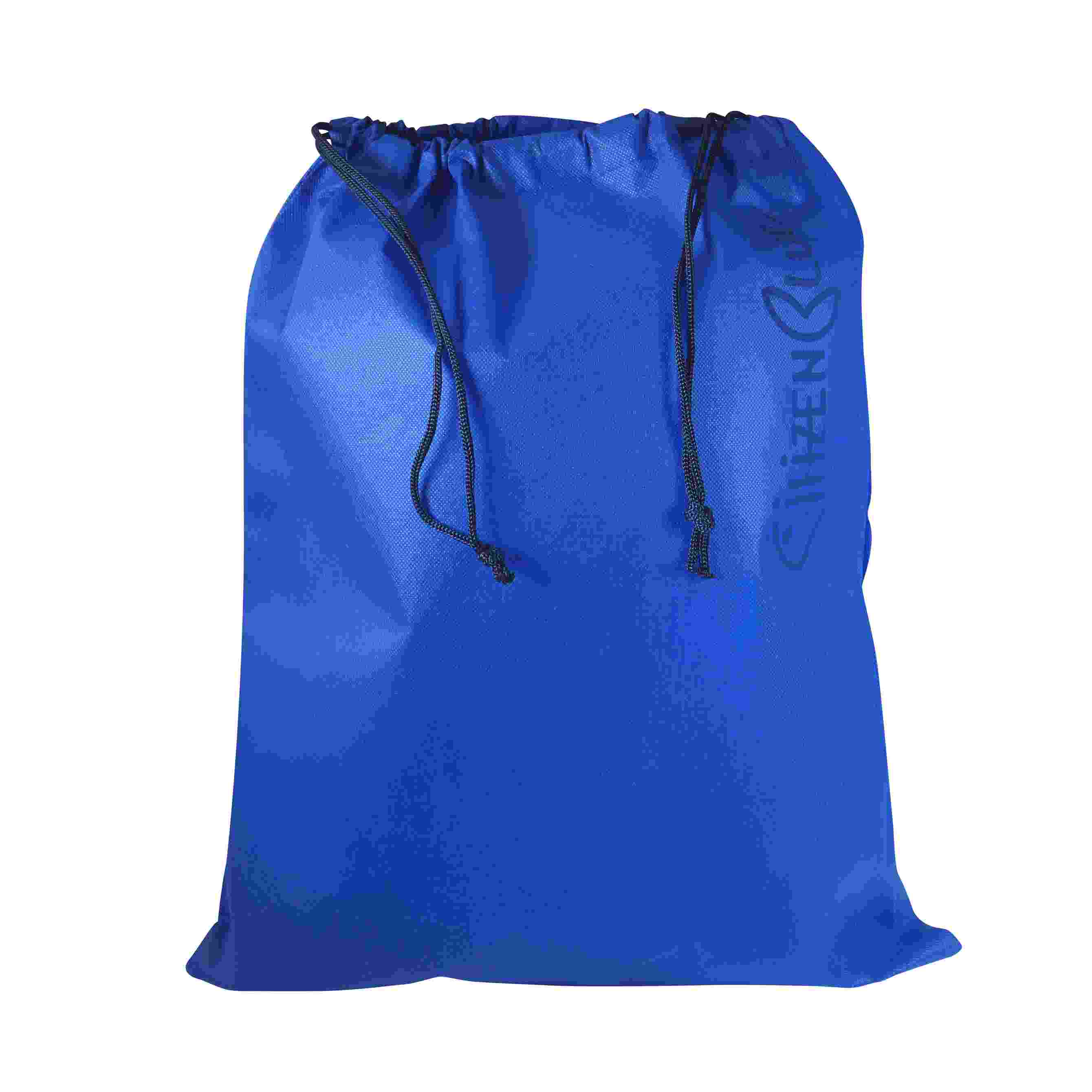 Pochette du sac marin publicitaire CitizenBlue