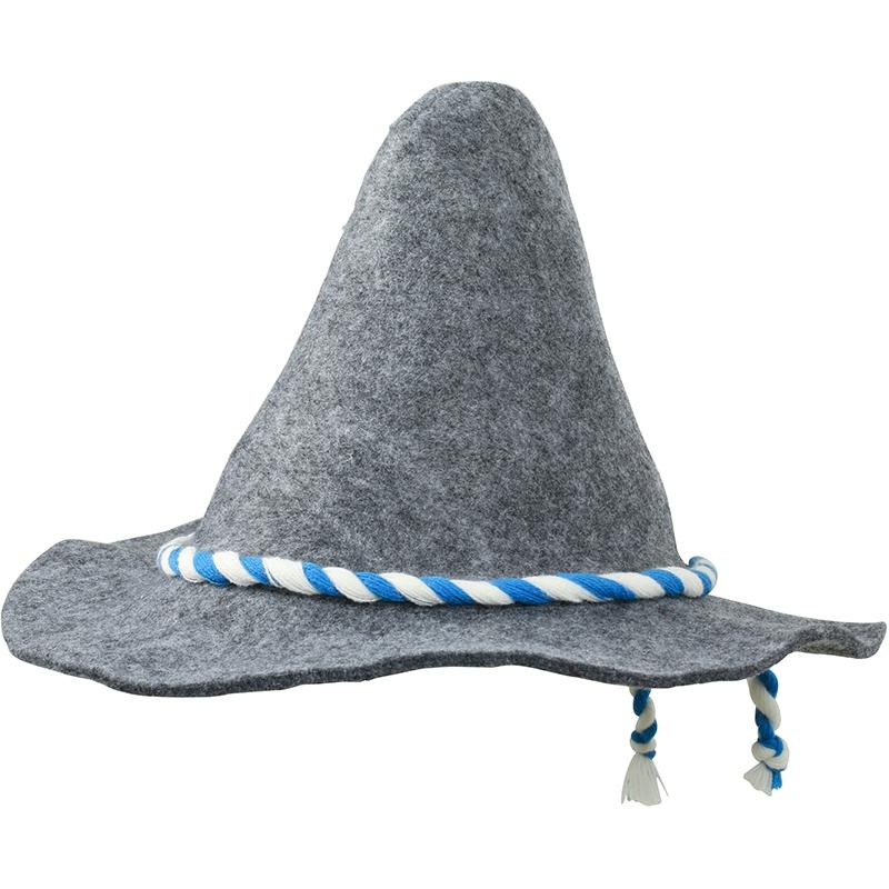 Chapeau publicitaire bavarois en feutre, pointu