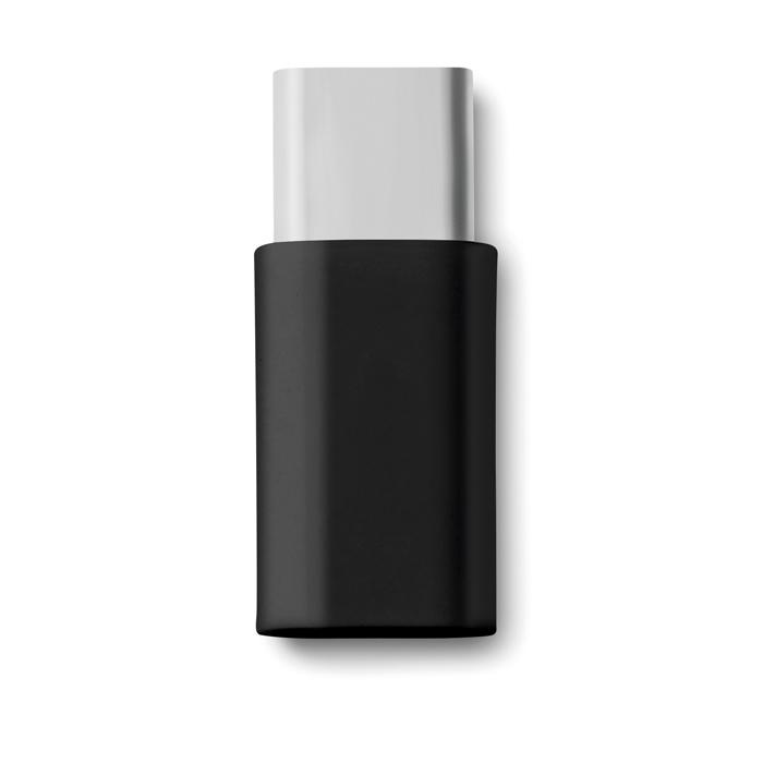 Accessoire publicitaire high-tech - Adaptateur Micro USB à type-C Link