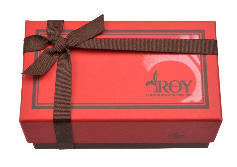 Cadeau publicitaire de fin d'année - Boîte de chocolats Roy 250 g