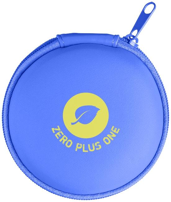 Accessoire publicitaire high-tech - Trousse de rangement Tado - bleu