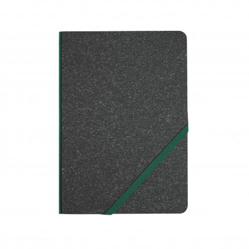 carnet publicitaire A5 kraftwork - coloris vert