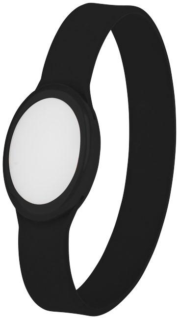 Bracelet publicitaire en silicone à Led Tico - bracelet publicitaire lumière led