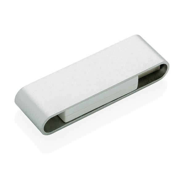 Clé USB publicitaire avec type C Pivot - Cadeau d'entreprise