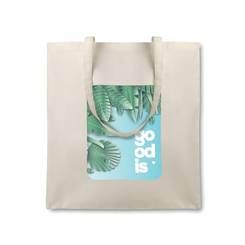 Sac shopping promotionnel Organic Cottonel