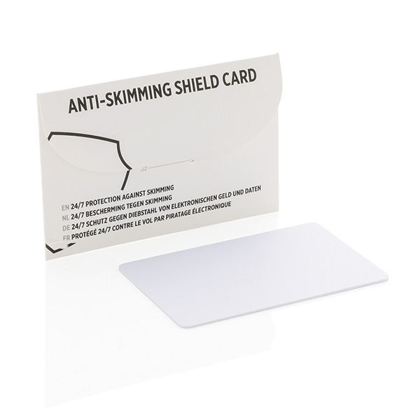 Goodies - Carte bouclier anti-RFID Shield