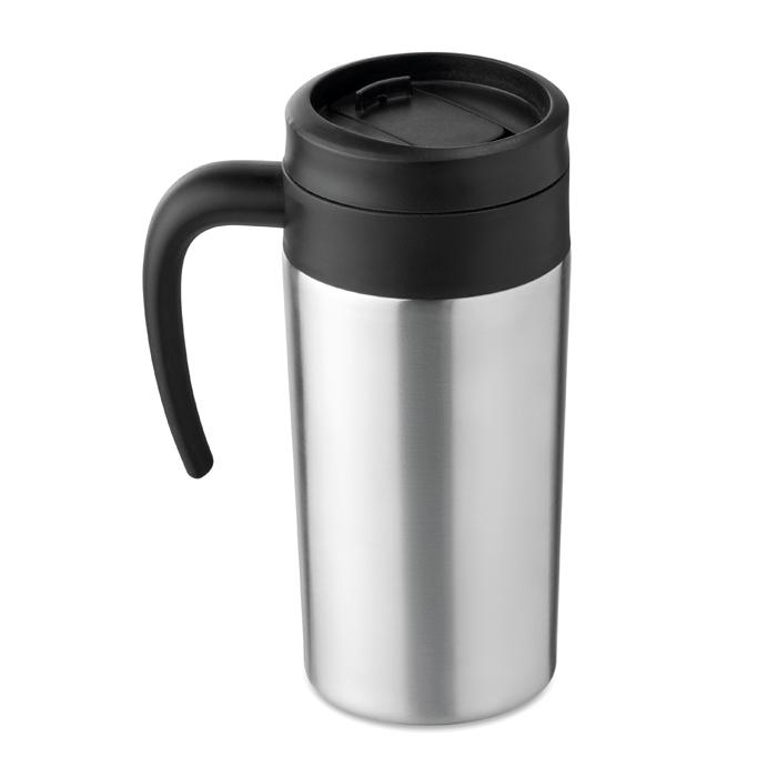 Cadeau promotionnel - Petit Mug de voyage personnalisé Falun Kopp