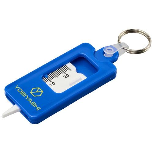 Porte-clés personnalisé - Porte-clés jauge de profondeur de pneu Kym