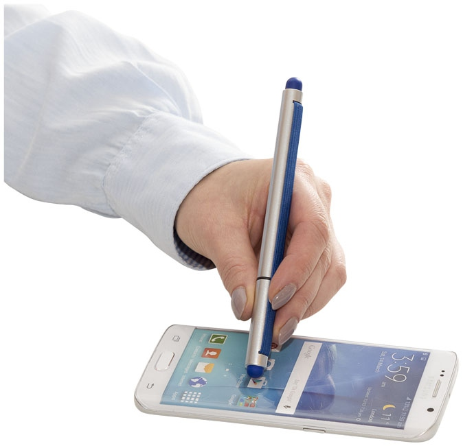 Stylo-stylet publicitaire Stretch - stylo-stylet promotionnel
