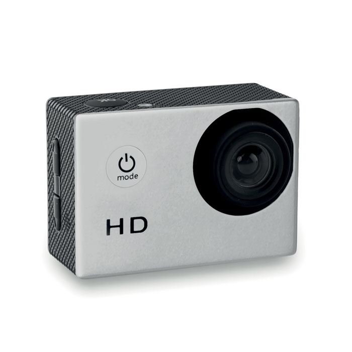 Caméra numérique de sport publicitaire Click It - turquoise