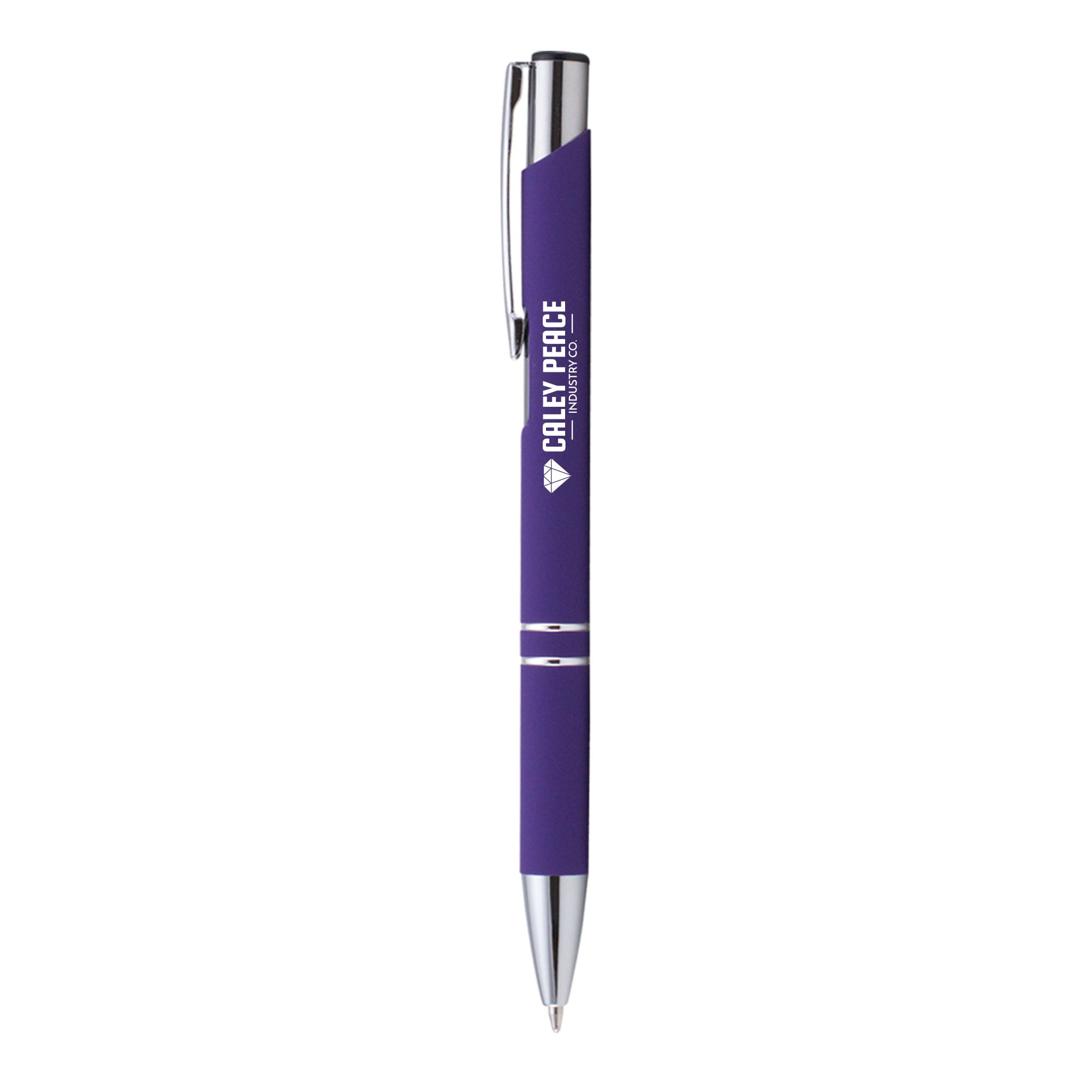 Goodies entreprise - Stylo bille personnalisable Crosby soft touch
