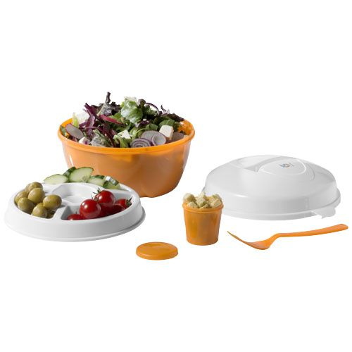 Lunch box personnalisable - Set saladier Ceasar