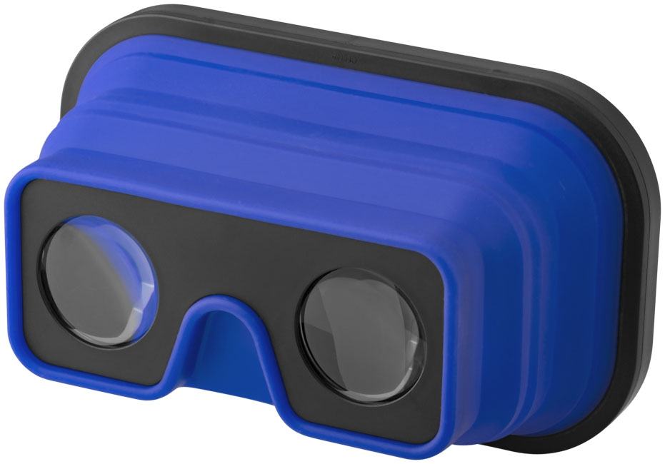 Lunettes de Réalité Virtuelle publicitaires pliables Zoé - cadeau publicitaire high-tech