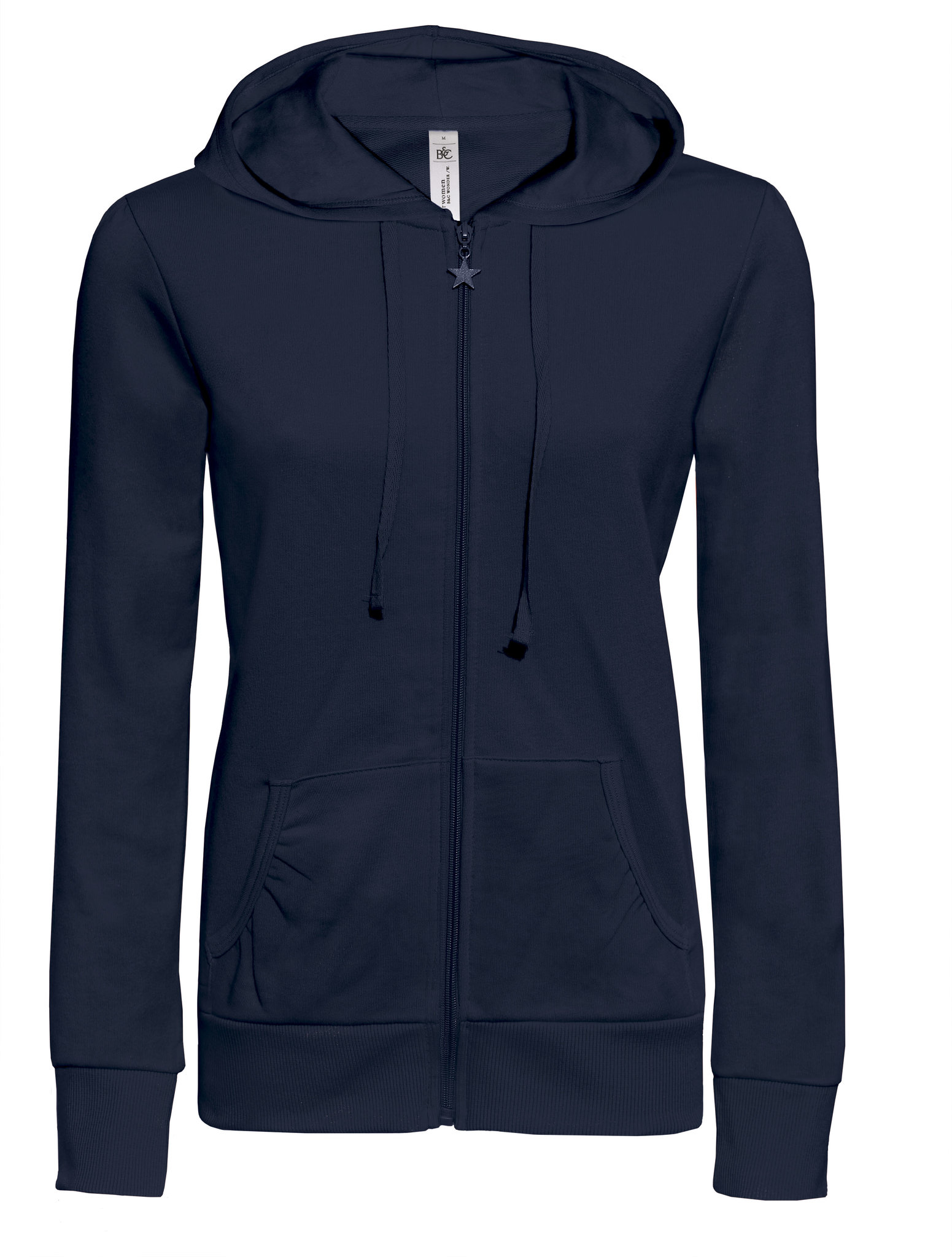 Sweatshirt promotionnel Wonder noir - sweatshirt publicitaire