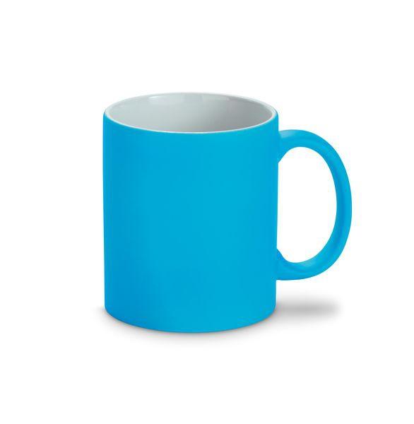 Mug publicitaire Créa - Mug personnalisé - bleu