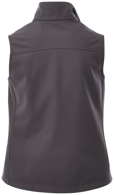Textile promotionnel - Bodywarmer personnalisable Softshell Stinson femme