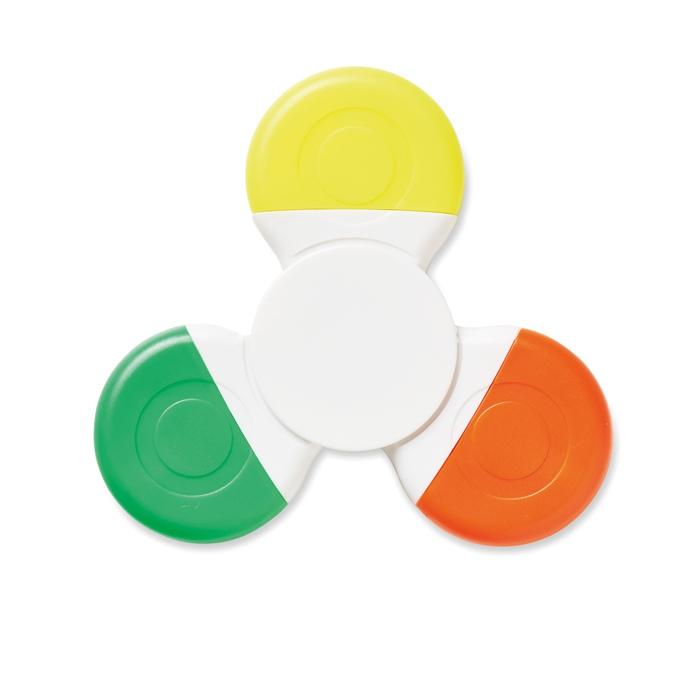 Spinmark surlingneur 3 couleurs Hand spinner