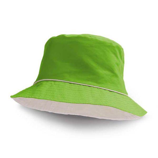 Chapeau personnalisé - Bob publicitaire Marlou - orange