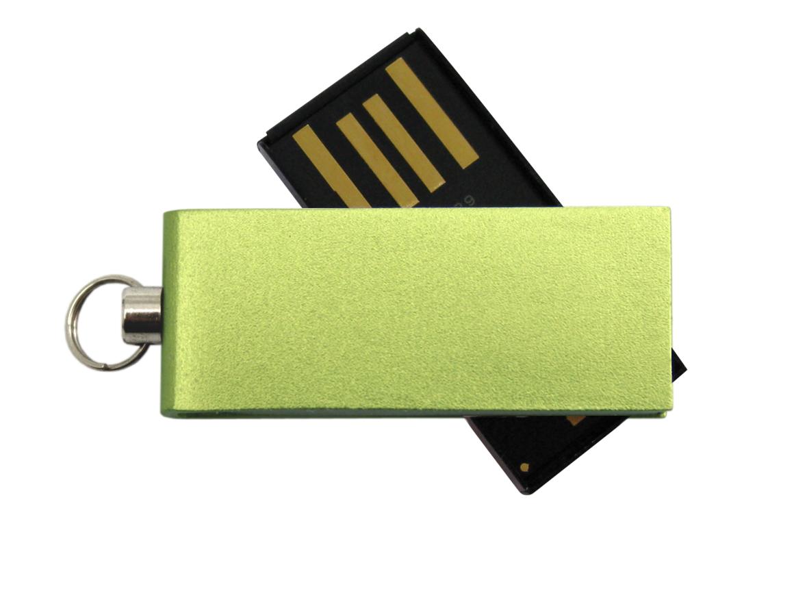 Clé USB publicitaire Twist rouge