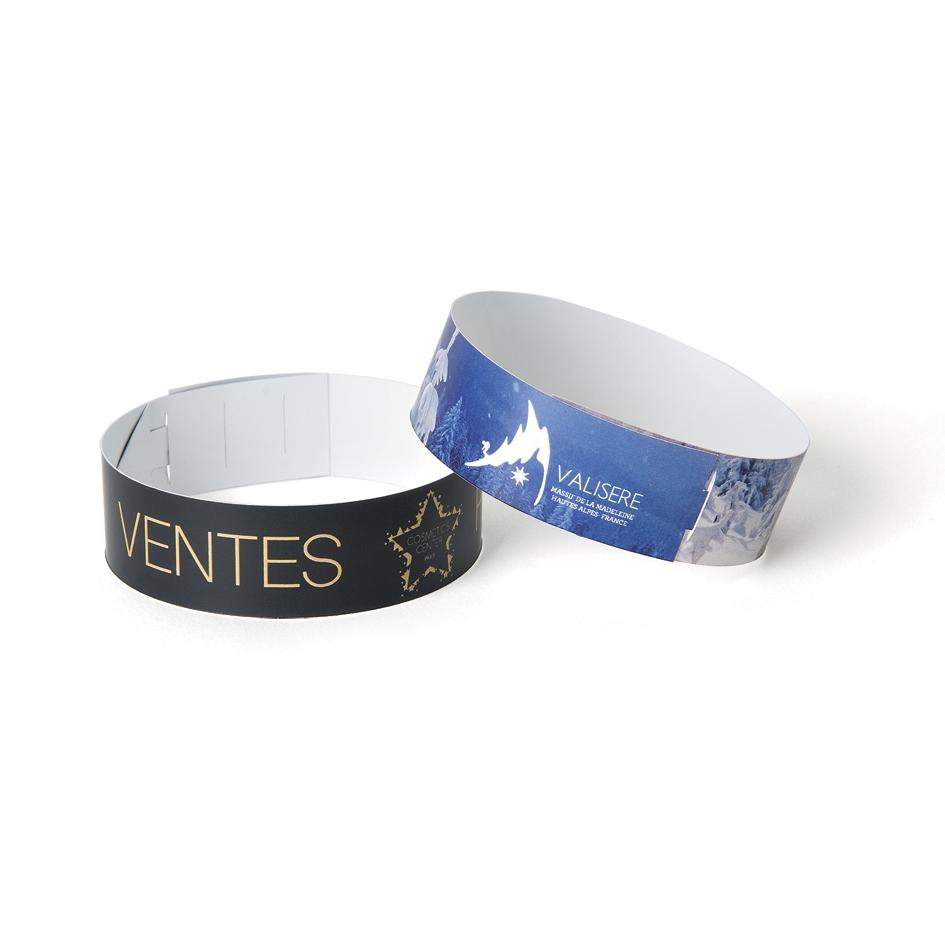Bracelet personnalisable Alliance - goodies fabriqué en France