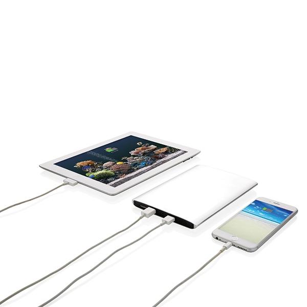 Batterie de secours promotionnelle Roc - cadeau publicitaire high-tech