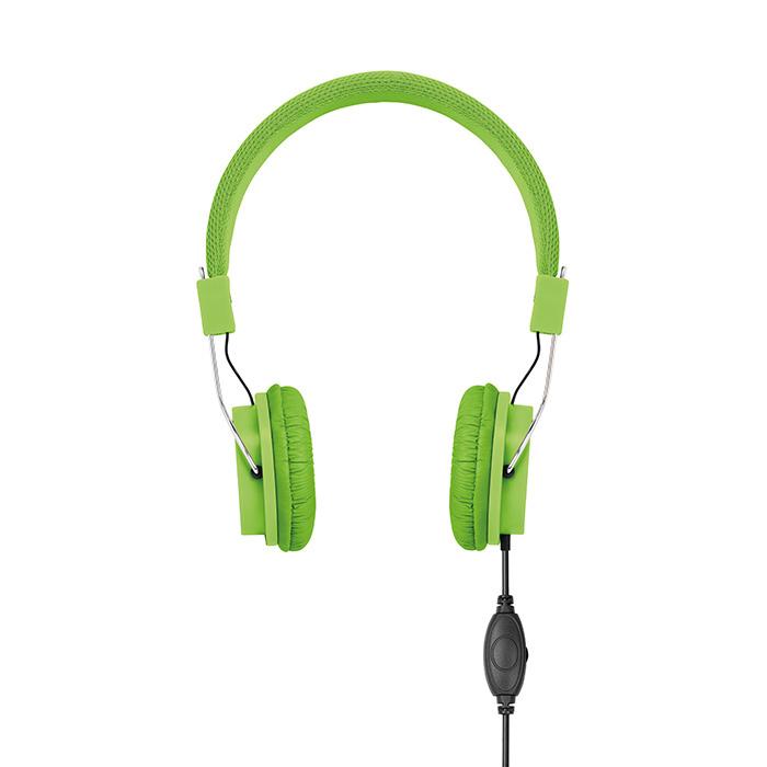 Casque audio publicitaire Decibel - Cadeau d'entreprise high-tech