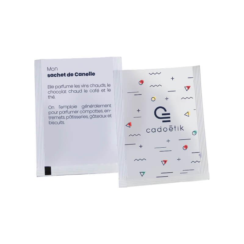 Sachet d'épices quadri 60 x 80 mm - Goodies