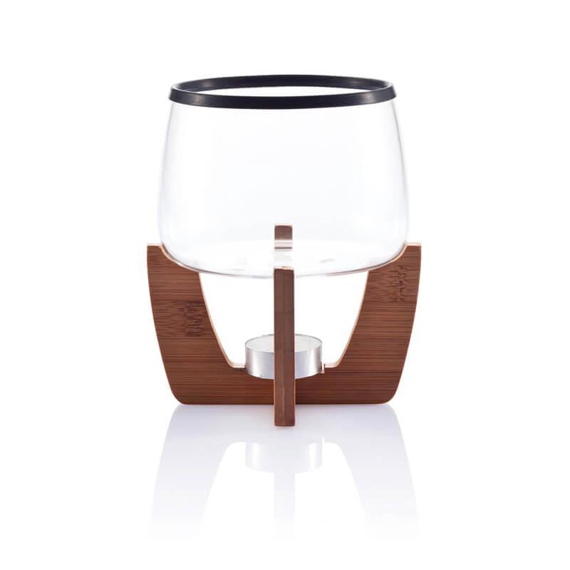 Cadeau d'entreprise de Noël - Set de fondue au chocolat Cocoa