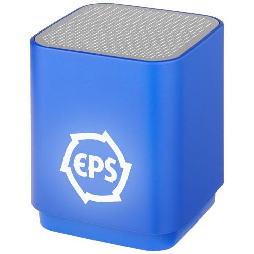 Cadeau d'entreprise - Enceinte publicitaire lumineuse Bluetooth® Beam