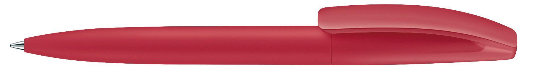 Stylo à bille Bridge soft Touch personnalisé rouge