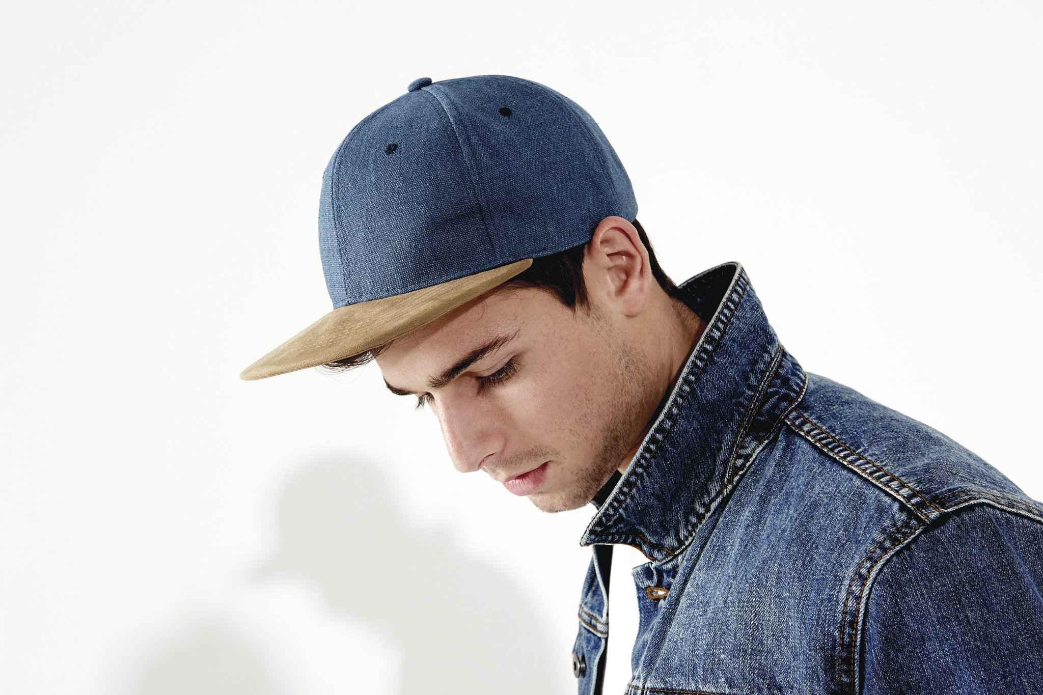Casquette personnalisable Snapback - casquette promotionnelle