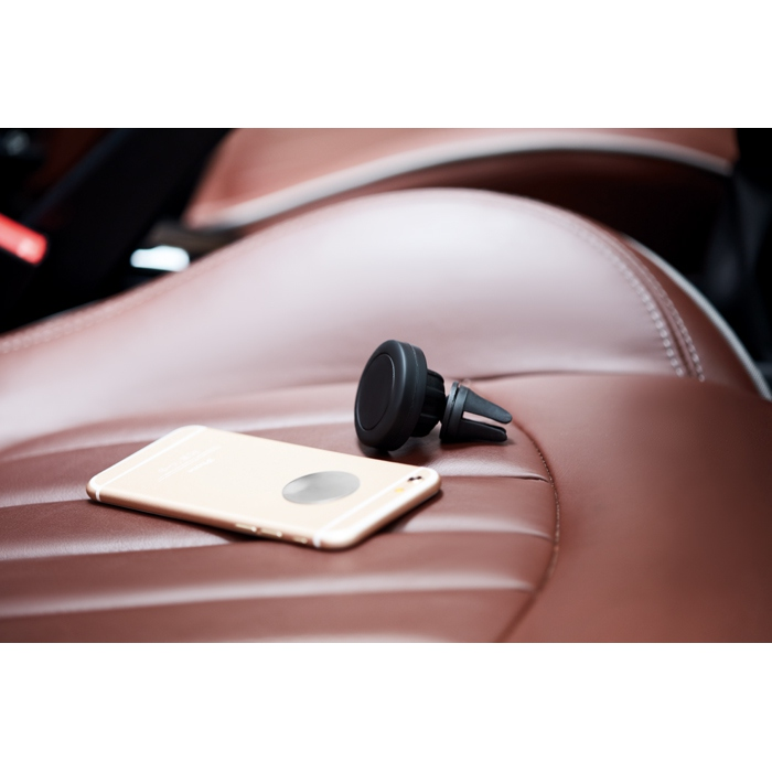 Cadeau publicitaire automobile - Support téléphone pour voiture Siliset