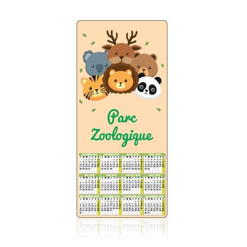 Calendrier publicitaire Money Time - calendrier personnalisable