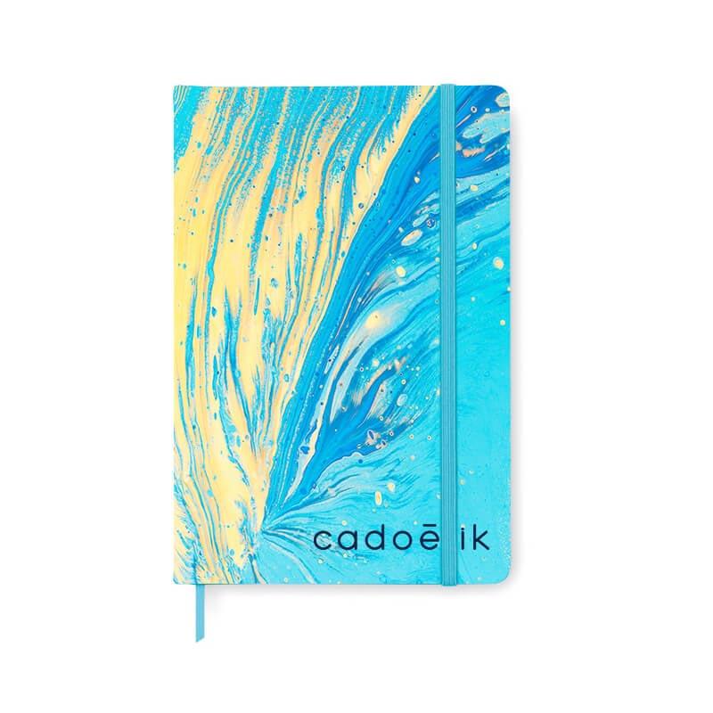 Carnet A5 publicitaire 96 pages lignées Arconot