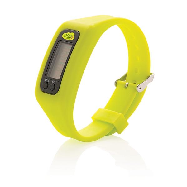 Bracelet personnalisé Walking - cadeau publicitaire